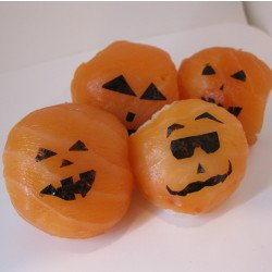 Halloween special sushi