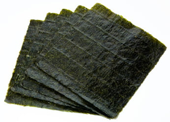 Nori 海苔 - Edible seaweed sheet