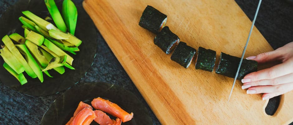 Best Sushi Knife for Your Kitchen